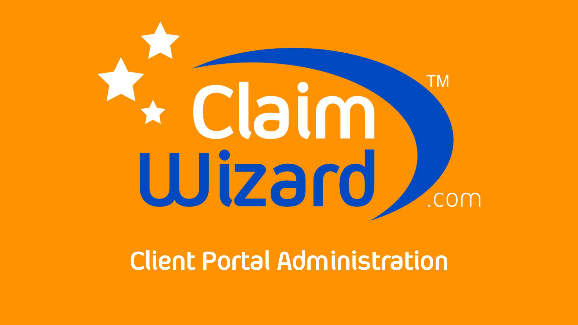 Client Portal Administration