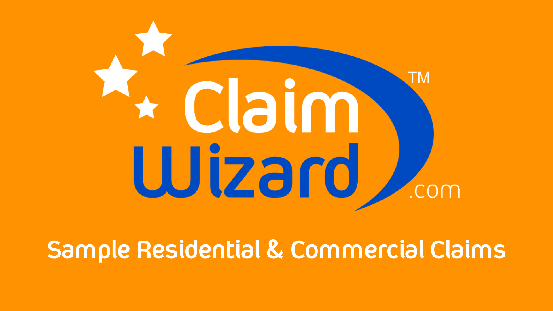 Residential & Commercial Claims Structure